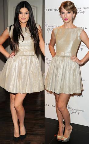 Kylie Jenner, Taylor Swift