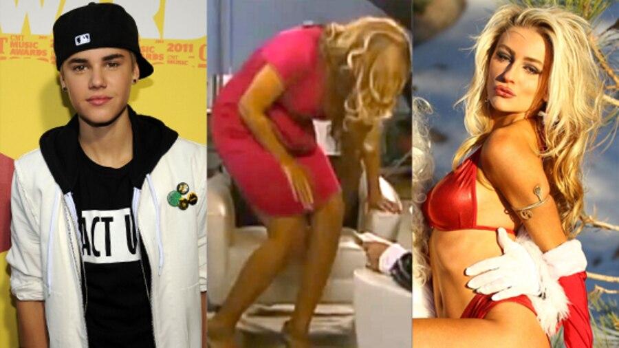 Justin Bieber, Beyonce, Courtney Stodden