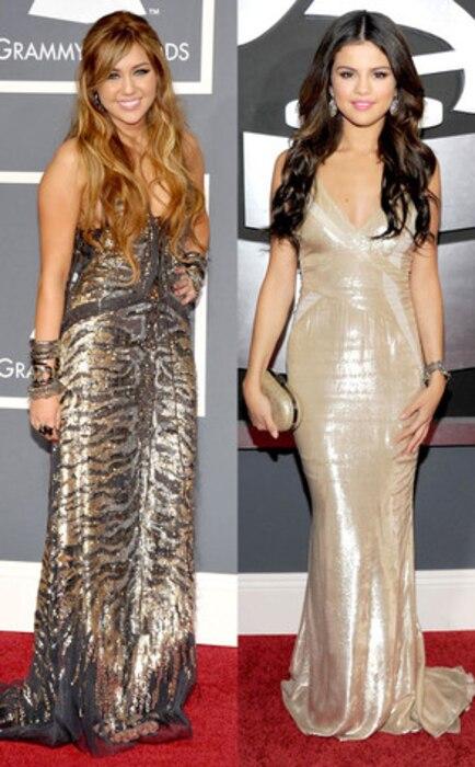 Miley Cyrus, Selena Gomez