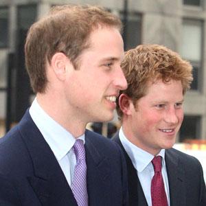 Prince William, Prince Harry