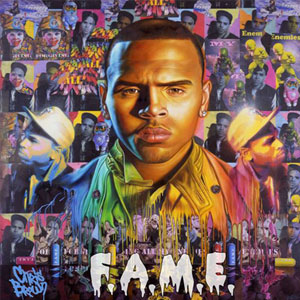 Chris Brown, Album Cover