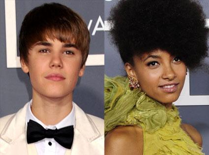 Justin Bieber,   Esperanza Spalding