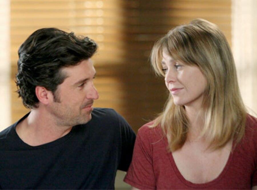 Greys Anatomy, Patrick Dempsey, Ellen Pompeo