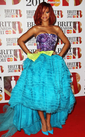 Rihanna, BRIT Awards