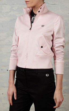 Amy Winehouse Fred Perry Collection