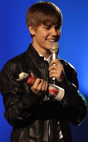 Justin Bieber, BRIT Awards