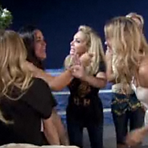 Real Housewives Of Beverly Hills Recap Taylor Loses It In