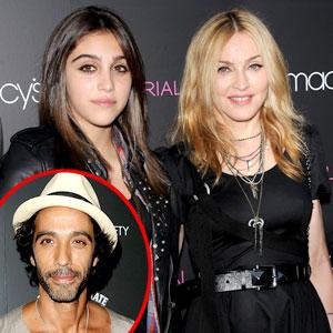 Madonna, Lourdes, Carlos Leon