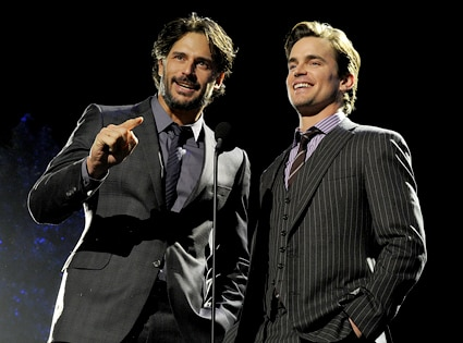 Joe Manganiello, Matt Bomer