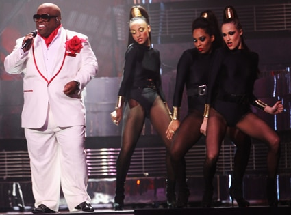Cee Lo Green, BRIT Awards
