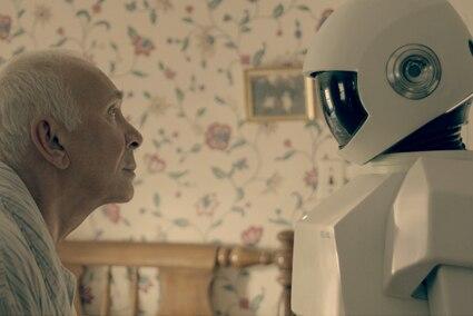 Frank Langella, Robot and Frank, Sundance