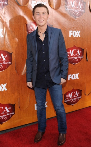 Scotty McCreery, American Country Awards