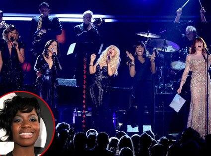Fantasia, Yolanda Adams, Martina McBride, Christina Aguilera, Jennifer Hudson, Florence Welch