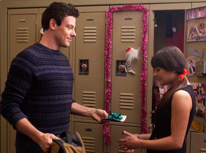 Glee, Lea Michele, CoreyMonteith