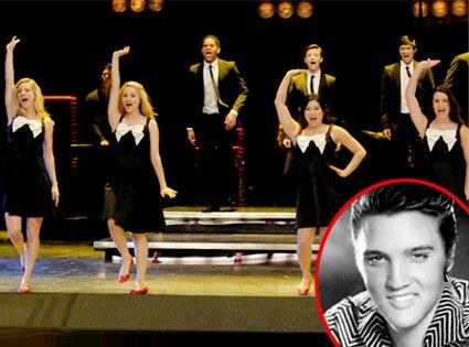 Glee Cast, Elvis Presley