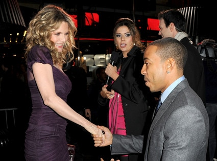 Michelle Pfeiffer, Chris Ludacris Bridges