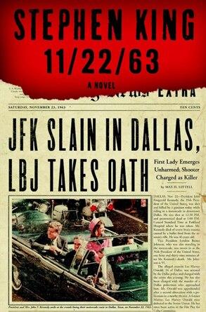 11/22/63, The Novel