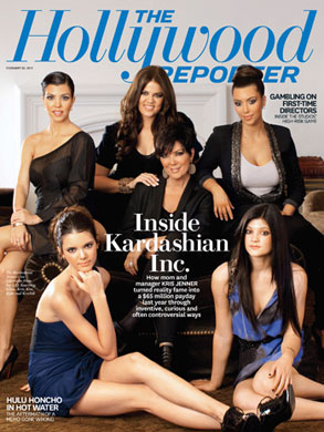 Kardashians, Hollywood Reporter