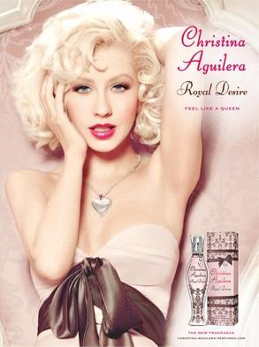 Royal Desire, Christina Aguilera