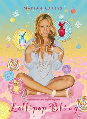 Lollipop Bling, Mariah Carey