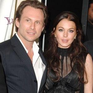 Christian Slater, Lindsay Lohan