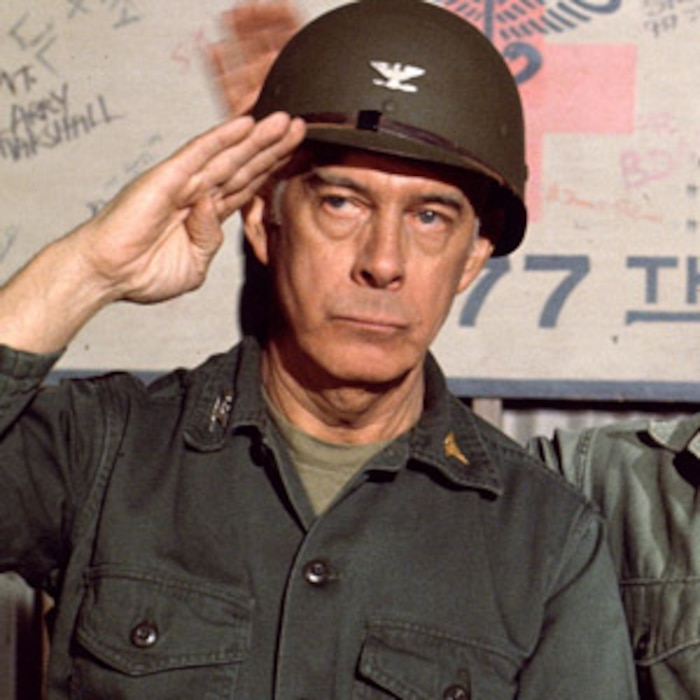 Harry Morgan, MASH, M.A.S.H