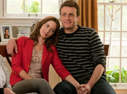 Jason Segel, Emily Blunt, Five-Year Engagement