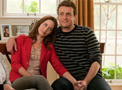Jason Segel, Emily Blunt, Five-Year Engagement