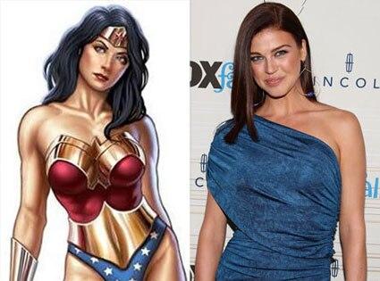 Adrianne Palicki, Wonderwoman
