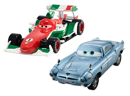 CARS 2 Character Die Cast