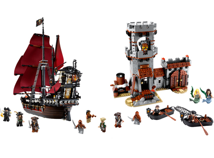 LEGO Queen Annes Revenge, Whitecap Bay