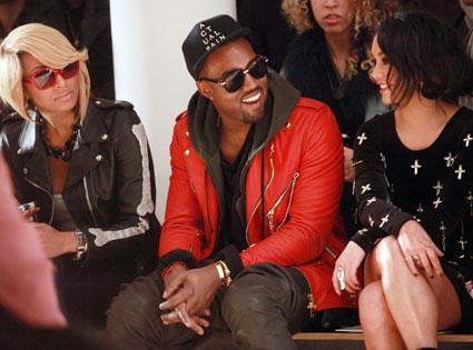 Keri Hilson, Kanye West, Vanessa Hudgens