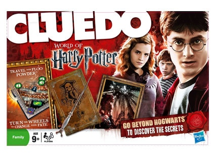 Clue Harry Potter Box