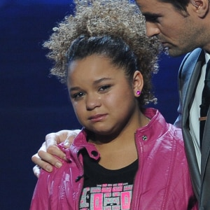 Rachel Crow, X-Factor