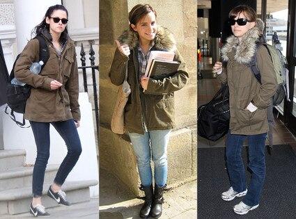 Emma Watson, Kristen Stewart, Natalie Portman