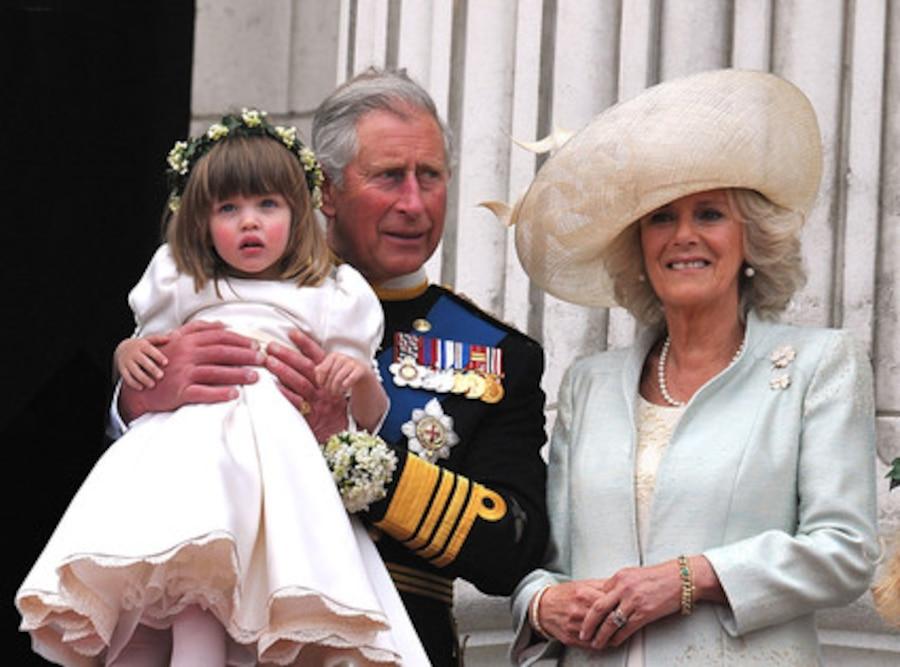 Prince Charles, Eliza Lopes, Camilla Parker Bowles