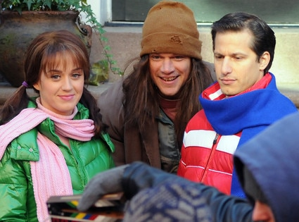 Katy Perry, Matt Damon, Andy Samberg