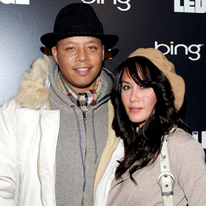Terrence Howard, Michelle Ghent