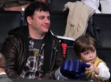 Jimmy Kimmel, Son