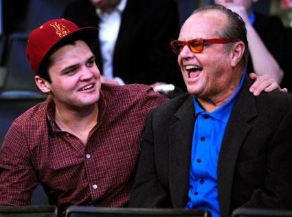 Jack Nicholson, Raymond Nicholson