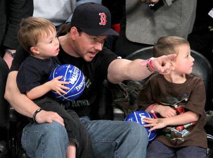 Mark Wahlberg, Michael, Brendan