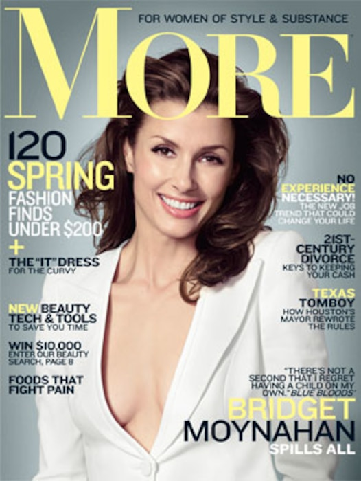 Bridget Moynahan, More Cover