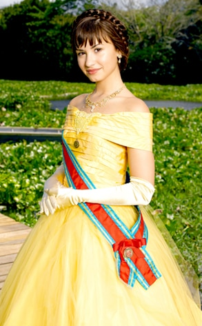 Demi Lovato, Princess Protection Program