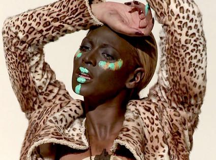 Beyonce Knowles, L Officiel Magazine