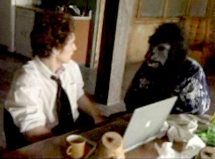James Franco, The Ape