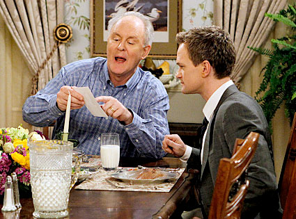 How I Met Your Mother, John Lithgow, Neil Patrick Harris