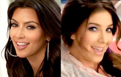 Kim Kardashian, Melissa Molinaro