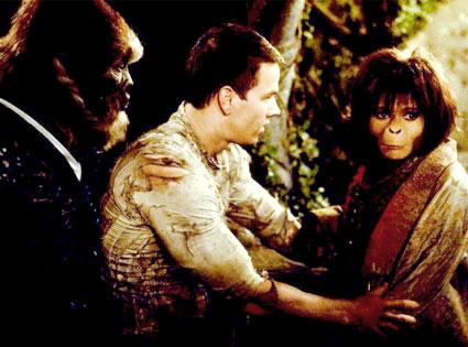 Mark Wahlberg, Helena Bonham Carter, Planet of the Apes