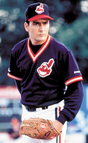 Charlie Sheen, Major League