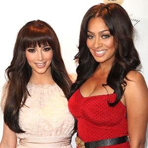 Kim Kardashian, LaLa Vasquez